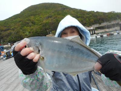 由良海つり公園&釣堀ランドの2019年4月28日(日)3枚目の写真