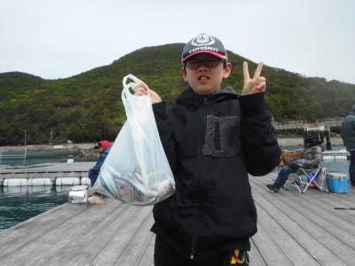 由良海つり公園&釣堀ランドの2019年4月28日(日)4枚目の写真