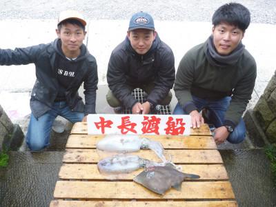 中長渡船の2019年4月28日(日)1枚目の写真
