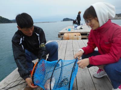 由良海つり公園&釣堀ランドの2019年4月29日(月)2枚目の写真