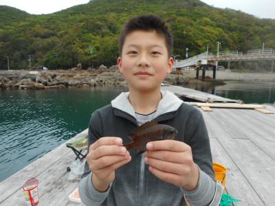 由良海つり公園&釣堀ランドの2019年4月29日(月)3枚目の写真