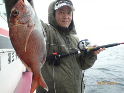 秀吉丸の2019年4月29日(月)1枚目の写真