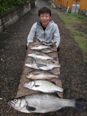 丸銀釣りセンターの2019年4月30日(火)4枚目の写真