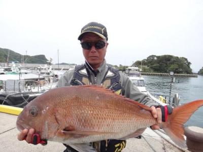 丸銀釣りセンターの2019年4月28日(日)2枚目の写真