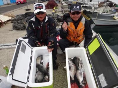 丸銀釣りセンターの2019年4月28日(日)4枚目の写真