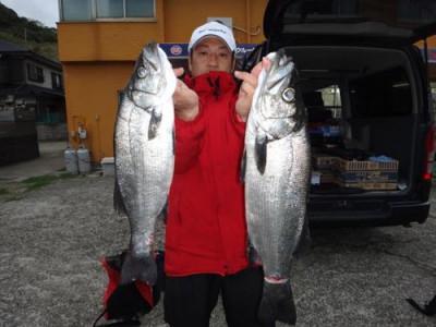 丸銀釣りセンターの2019年4月26日(金)1枚目の写真