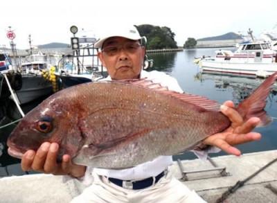 丸銀釣りセンターの2019年4月22日(月)3枚目の写真