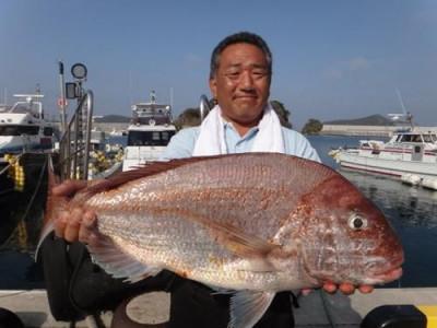 丸銀釣りセンターの2019年4月21日(日)2枚目の写真
