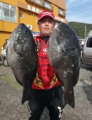 丸銀釣りセンターの2019年4月21日(日)5枚目の写真