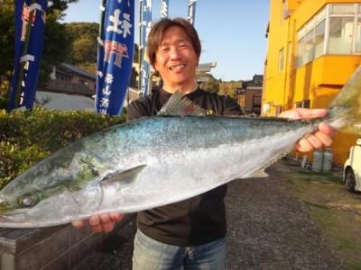 丸銀釣りセンターの2019年4月20日(土)1枚目の写真