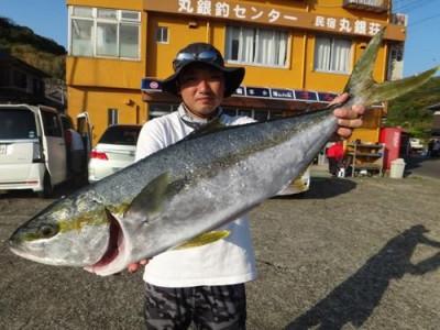 丸銀釣りセンターの2019年4月20日(土)2枚目の写真