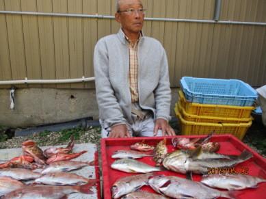奥村釣船の2019年5月2日(木)2枚目の写真