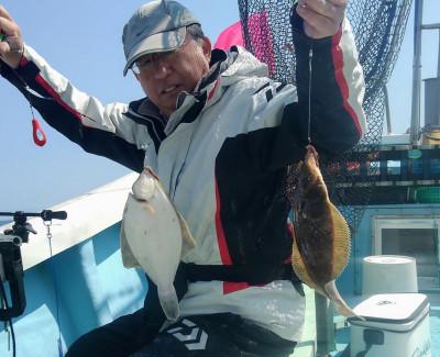 佐々木釣具店 平進丸の2019年5月11日(土)1枚目の写真