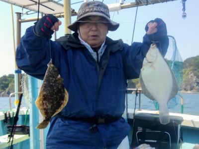 佐々木釣具店 平進丸の2019年5月11日(土)2枚目の写真