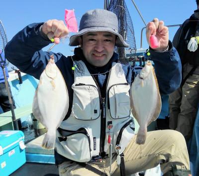 佐々木釣具店 平進丸の2019年5月12日(日)1枚目の写真