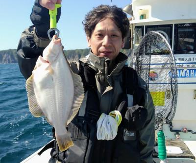 佐々木釣具店 平進丸の2019年5月12日(日)3枚目の写真