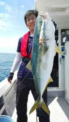 釣り船 海運丸の2019年5月16日(木)4枚目の写真