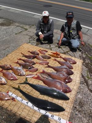アラタニ釣具店の2019年5月17日(金)1枚目の写真