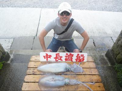 中長渡船の2019年5月17日(金)1枚目の写真