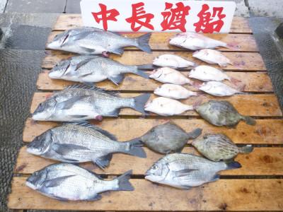 中長渡船の2019年5月17日(金)3枚目の写真