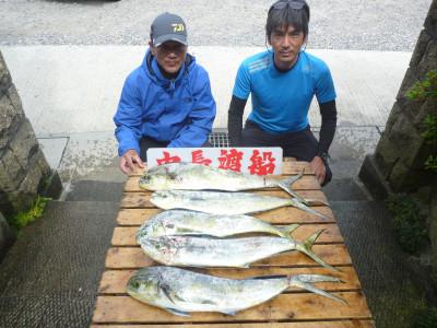 中長渡船の2019年5月18日(土)3枚目の写真