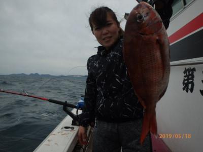 秀吉丸の2019年5月18日(土)1枚目の写真