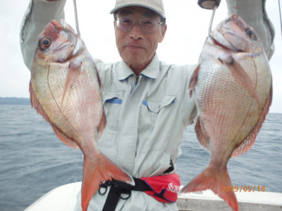 秀吉丸の2019年5月18日(土)2枚目の写真