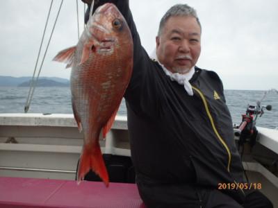 秀吉丸の2019年5月18日(土)3枚目の写真