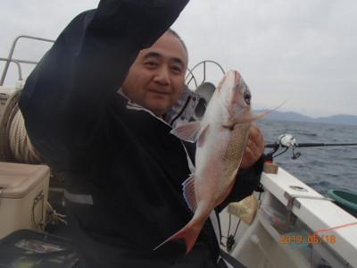 秀吉丸の2019年5月18日(土)4枚目の写真