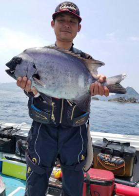 蝶栄丸の2019年5月12日(日)2枚目の写真