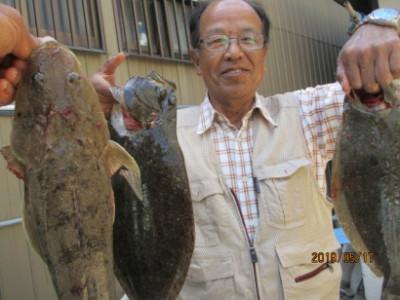 奥村釣船の2019年5月17日(金)3枚目の写真