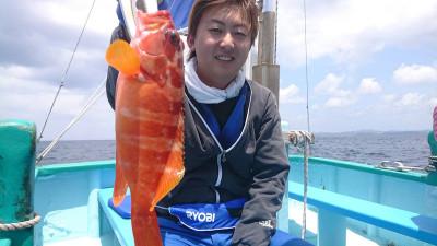 北山丸の2019年5月19日(日)1枚目の写真