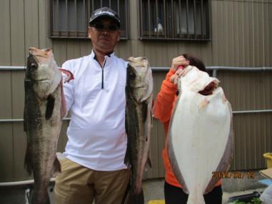 奥村釣船の2019年5月19日(日)4枚目の写真
