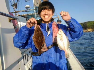 佐々木釣具店 平進丸の2019年5月18日(土)1枚目の写真
