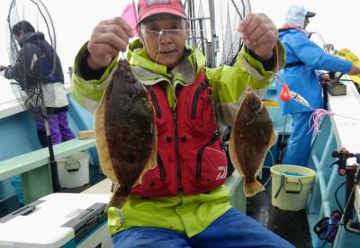 佐々木釣具店 平進丸の2019年5月19日(日)2枚目の写真
