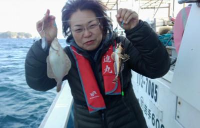 佐々木釣具店 平進丸の2019年5月20日(月)1枚目の写真