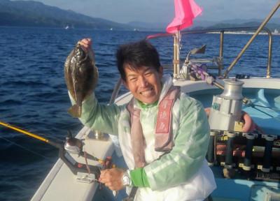 佐々木釣具店 平進丸の2019年5月20日(月)3枚目の写真