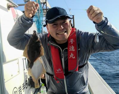 佐々木釣具店 平進丸の2019年5月20日(月)4枚目の写真