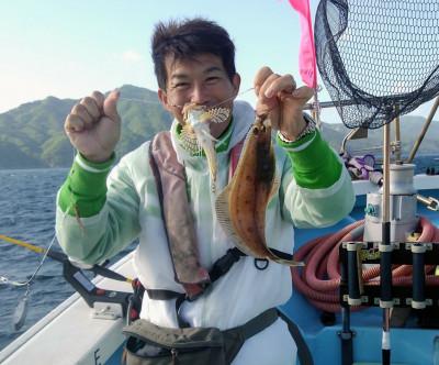 佐々木釣具店 平進丸の2019年5月20日(月)5枚目の写真