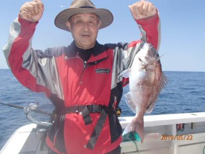 秀吉丸の2019年5月22日(水)1枚目の写真