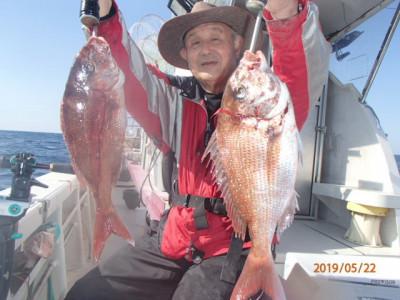 秀吉丸の2019年5月22日(水)4枚目の写真