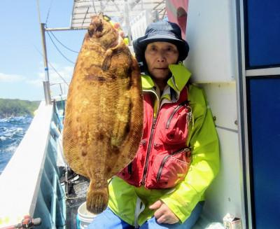 佐々木釣具店 平進丸の2019年5月23日(木)1枚目の写真