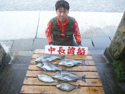 中長渡船の2019年5月23日(木)2枚目の写真