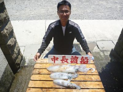 中長渡船の2019年5月25日(土)2枚目の写真