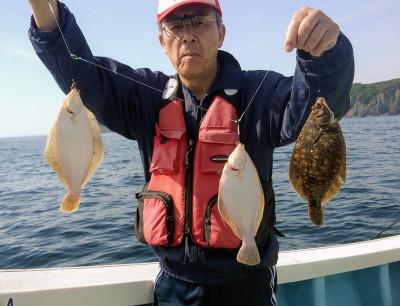 佐々木釣具店 平進丸の2019年5月26日(日)2枚目の写真