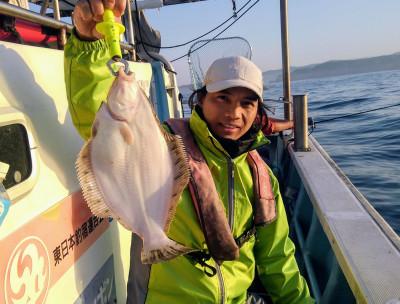 佐々木釣具店 平進丸の2019年5月25日(土)3枚目の写真