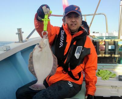 佐々木釣具店 平進丸の2019年5月25日(土)5枚目の写真