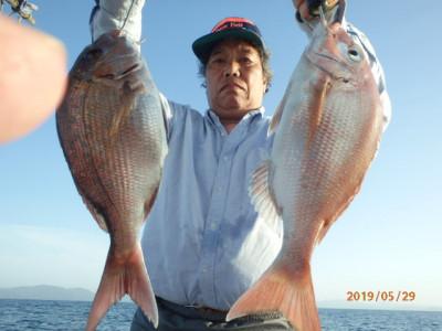 秀吉丸の2019年5月29日(水)4枚目の写真