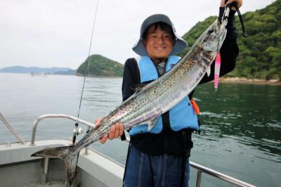 西岡遊漁の2019年5月18日(土)1枚目の写真