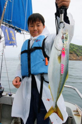 西岡遊漁の2019年5月18日(土)2枚目の写真
